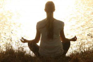mediteren, mindfulness